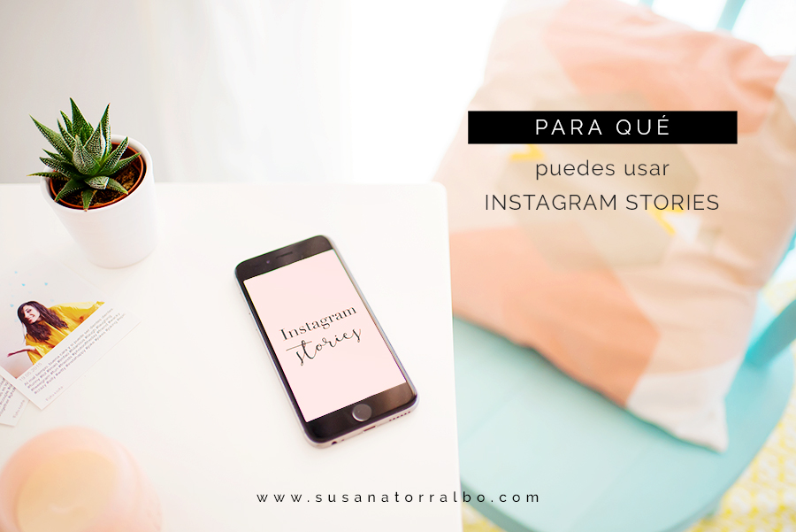 para qué usar instagram stories