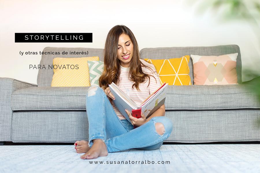 Storytelling para novatos